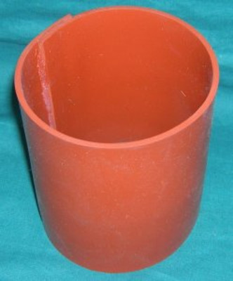 Chimney, Silicone Rubber,  for 3CX1500 (8877) 3.90 inches tall