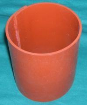 Chimney, Silicone Rubber, for 4CX1000 & 4CX1500  (3.90 inches tall).