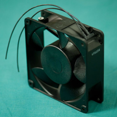 Muffin Fan, 115V External  (High Flow)