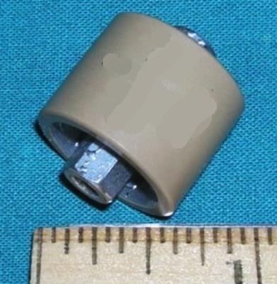 Capacitor, 2000 PF 7.5 KV X5V 20% doorknob