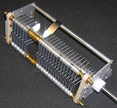Capacitor, 57pF - 211pF 3.0kV (99, 8100, 8410 TUNE)