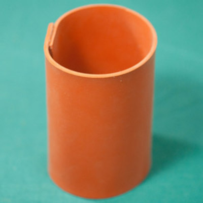 Chimney, Silicone Rubber, for 4CX800 (GU74B), 4.25 inches high (fits Alpha 99, 91B and 8100)
