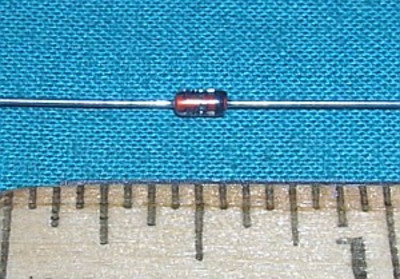 Diode, 1N6263 Schottky 60V 15mA