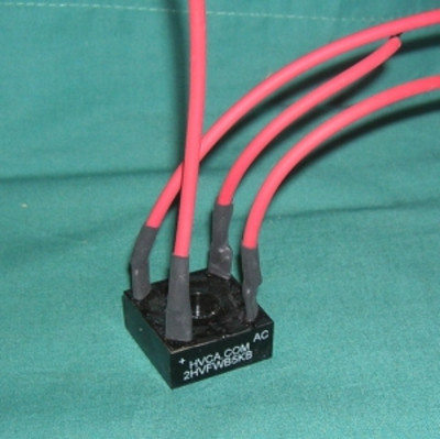 Diode, 5kV 2A HV Bridge Rectifier