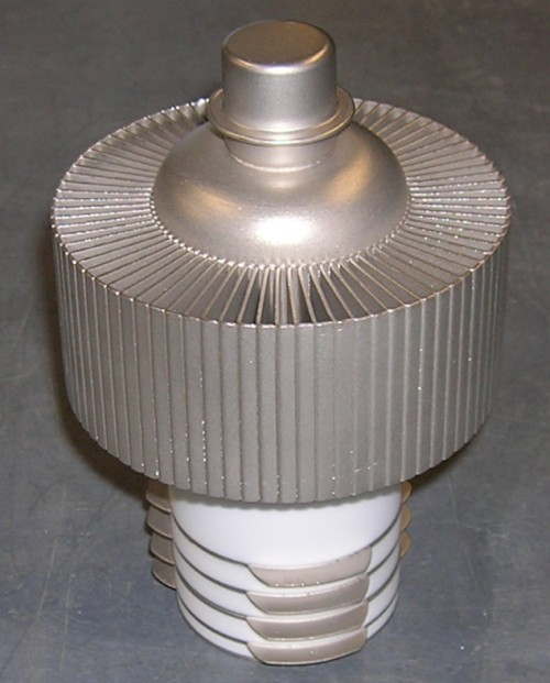 Tube, FU-728F, RF Amplifier Tetrode