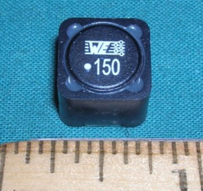 Inductor, 15uH 6.5A SMI