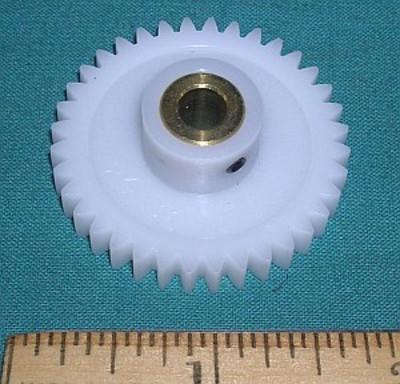 Gear 1.5 OD 36 Tooth 24 Pitch