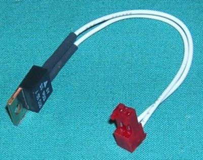Resistor, 100 Ohm 50W assembly