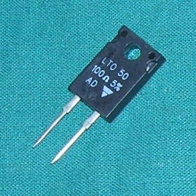 Resistor, 100 Ohm 50W Metal Film