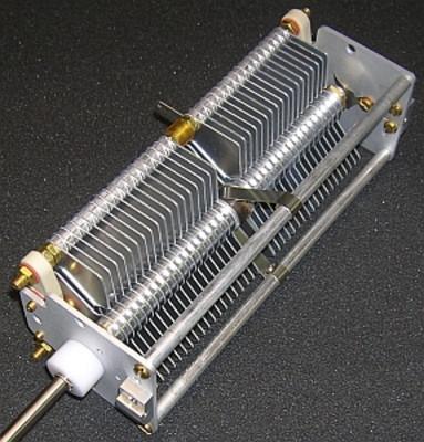 Capacitor, 17pF - 405pF 1.5kV (8410, 8100, 99 LOAD) 3.5 inch