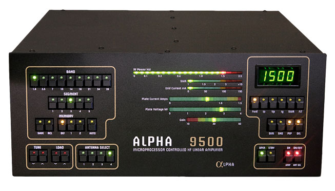 Alpha 9500 Autotune Legal Limit